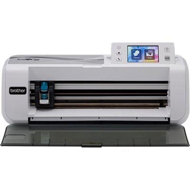Oferta de Máquina para recorte c/Scanner ScanNCut CM300BR Brother CX 1 UN por R$1799,1