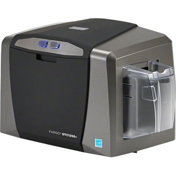 Oferta de Impressora de Cartão PVC DTC1250e Fargo CX 1 UN por R$7999