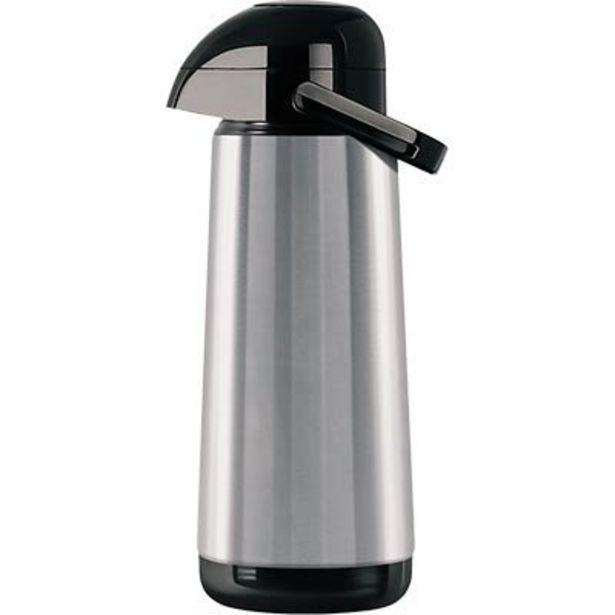 Oferta de Garrafa térmica Lúmina 1.8L (pressão) 9750 Termolar PT 1 UN por R$89,9