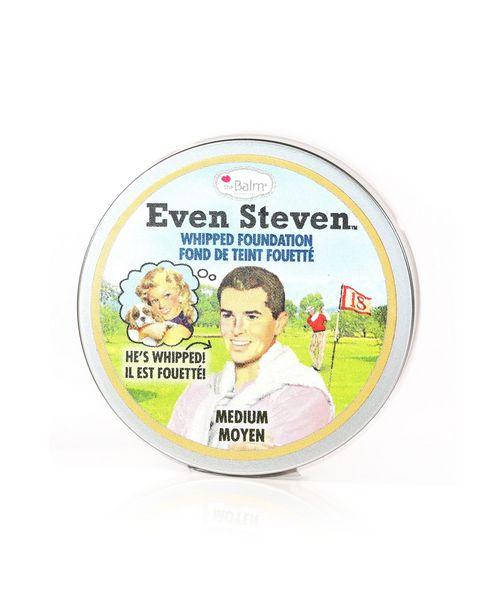 Oferta de Base Mousse Even Steven Medium The Balm 13,4ml por R$64,9