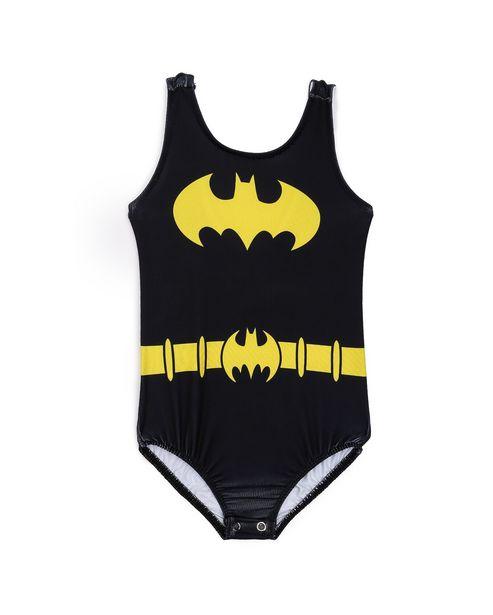 Oferta de Body Batgirl - Preto por R$29,9