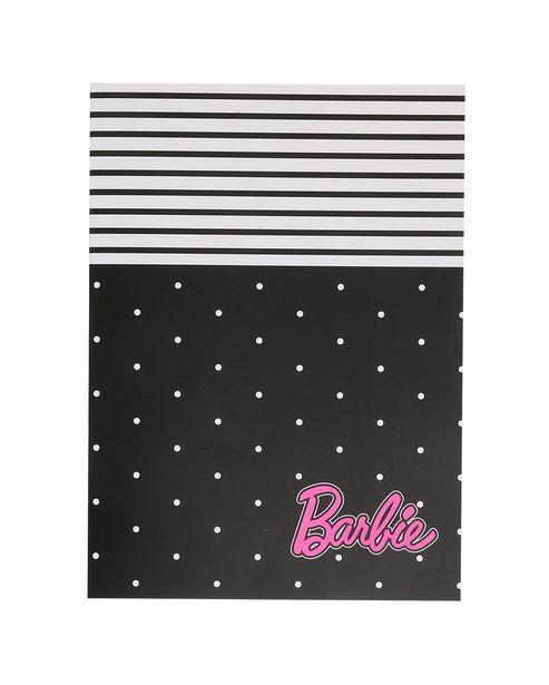 Oferta de Kit Caderno 3 Peças Barbie por R$15,9