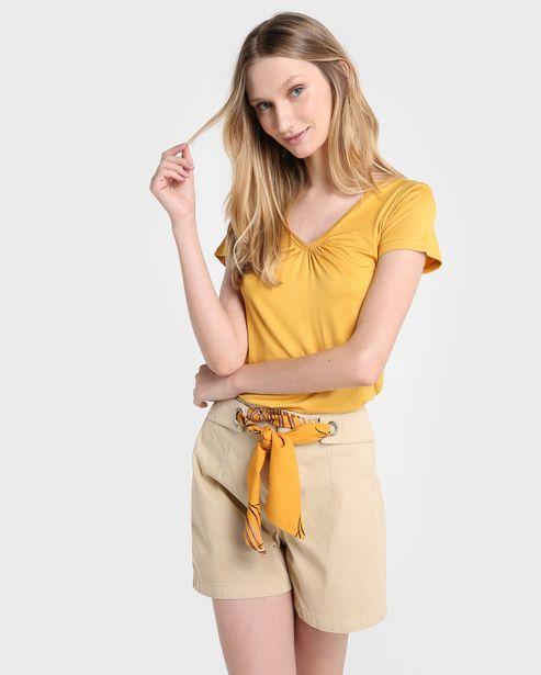 Oferta de Blusa Malha Lisa por R$15,9