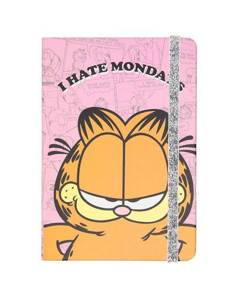 Oferta de Caderno Garfield por R$9,9