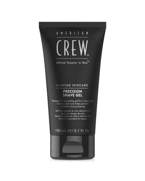 Oferta de Gel de Barbear Precision American Crew 150ml por R$89,9