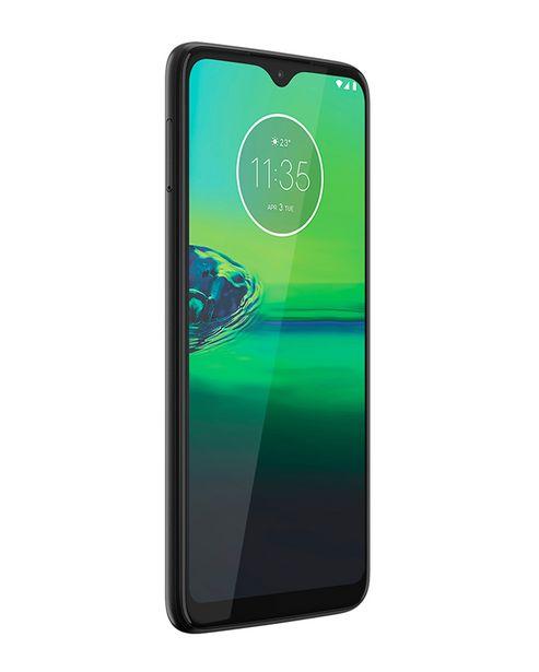 """Oferta de Smartphone Motorola Moto G8 Play Dual Chip Android 9.0 Tela 6,2"""" 32GB Câmera 13MP+8MP+2MP - Preto por R$1199"""