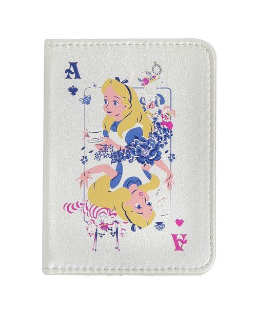 Oferta de Porta Passaporte Alice no País das Maravilhas Disney por R$9,9