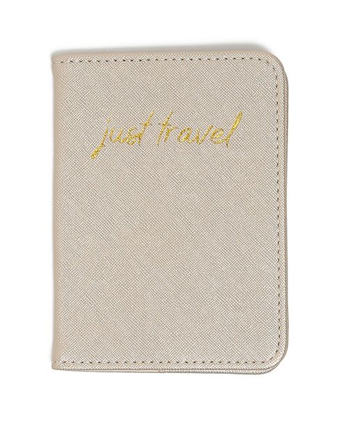 Oferta de Porta Passaporte Just Travel por R$9,9