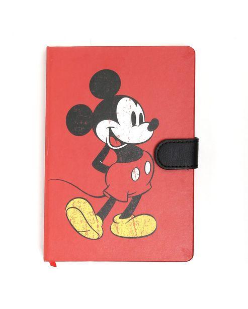 Oferta de Caderno de Anotações Mickey por R$19,9