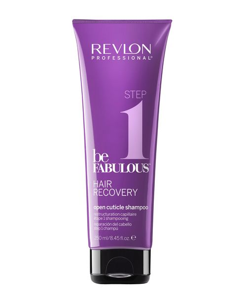 Oferta de Shampoo Be Fabulous Hair Recovery Step1 Revlon 250ml por R$109,9