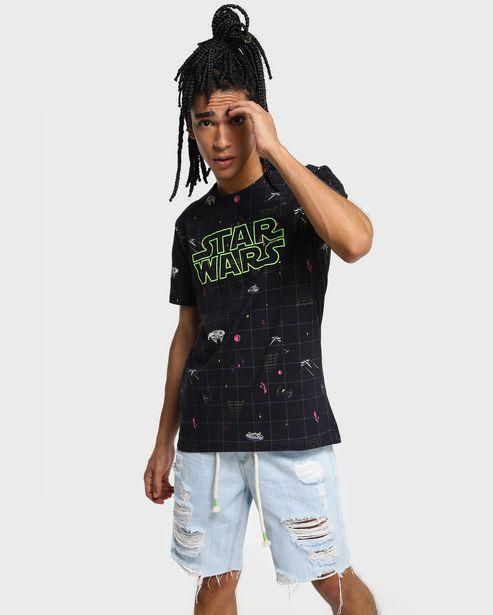 Oferta de Camiseta Malha Star Wars por R$34,9