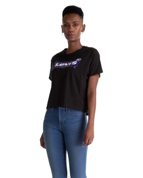 Oferta de Camiseta Levis Logo Batwing por R$76,9