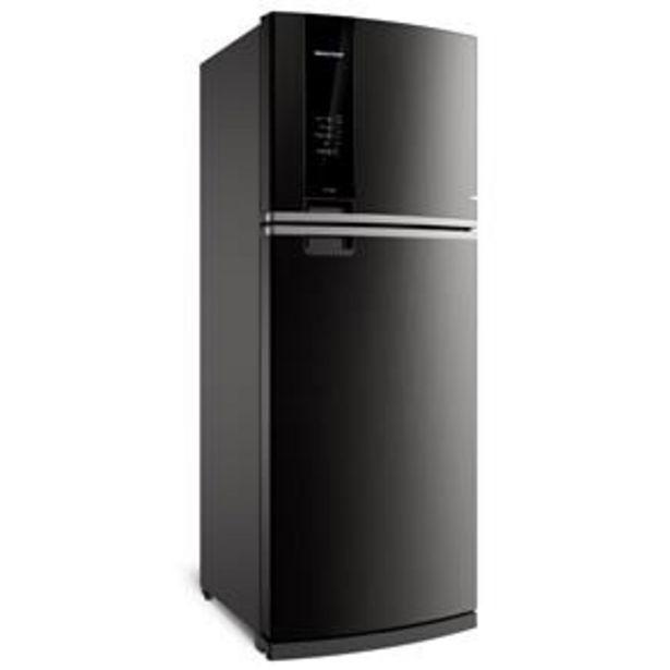 Oferta de Refrigerador Brastemp BRM56AK Frost Free com Espaço Adapt 462L – Evox por R$3699