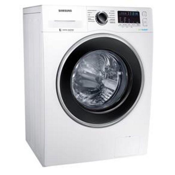 Oferta de Lavadora Samsung WW11J WW11J4453JW com Motor Digital Inverter Branca – 11Kg por R$3249