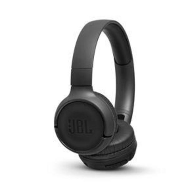 Oferta de Headphone JBL Tune 500BT, Bluetooth - Preto por R$235,97
