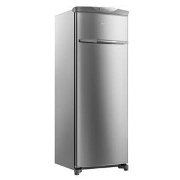 Oferta de Freezer Vertical Brastemp BVR28MK Flex Frost Free - 228L por R$2929