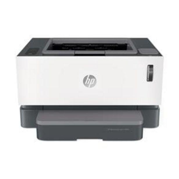 Oferta de Impressora HP Neverstop Laser 1000A Monocromática por R$999