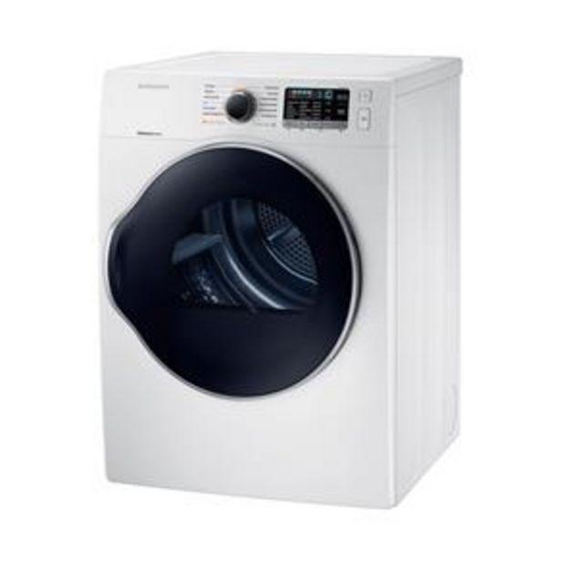 Oferta de Secadora Samsung Elétrica DV6800 Branca 12kg - 220V por R$4639