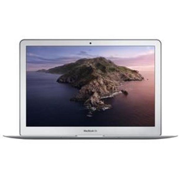 "Oferta de MacBook Air 13"" Apple Intel Core i5 8GB RAM 128GB SSD Prateado por R$5599"