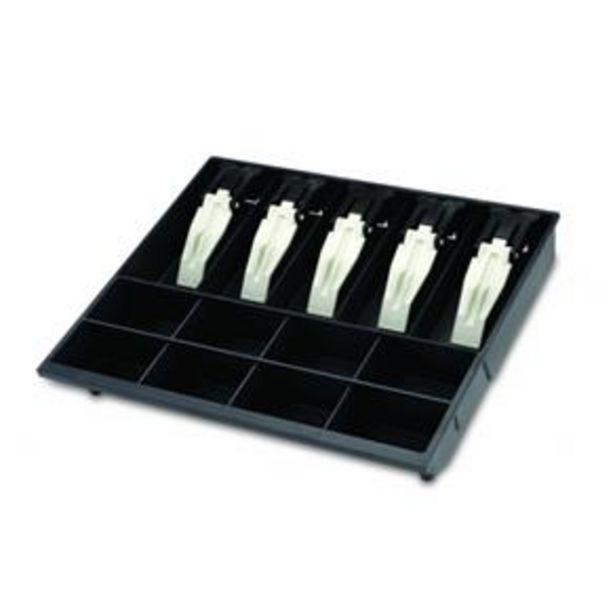Oferta de Porta Cédulas E Moedas(Niqueleira) Menno Mg 40 - Prendedores Plásticos por R$69,9