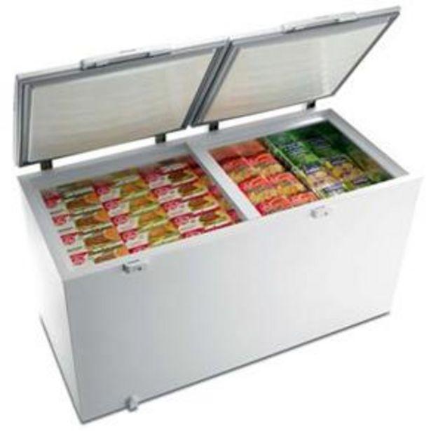Oferta de Freezer Horizontal Electrolux H400 - 385 L por R$2149