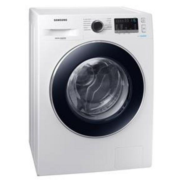 Oferta de Lava e Seca Samsung WD11M4453JW com Tecnologia Ecobubble 11kg - Branca por R$3599