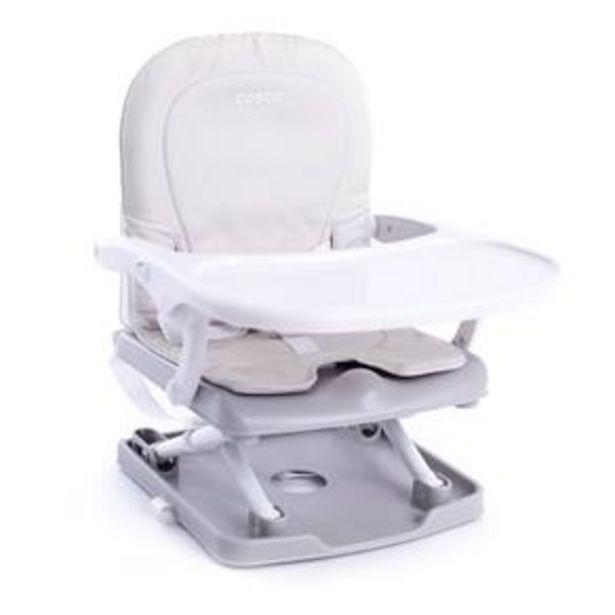 Oferta de Cadeira para Refeição Cosco Pop Portátil - 0 até 15 kg - Bege por R$229,9