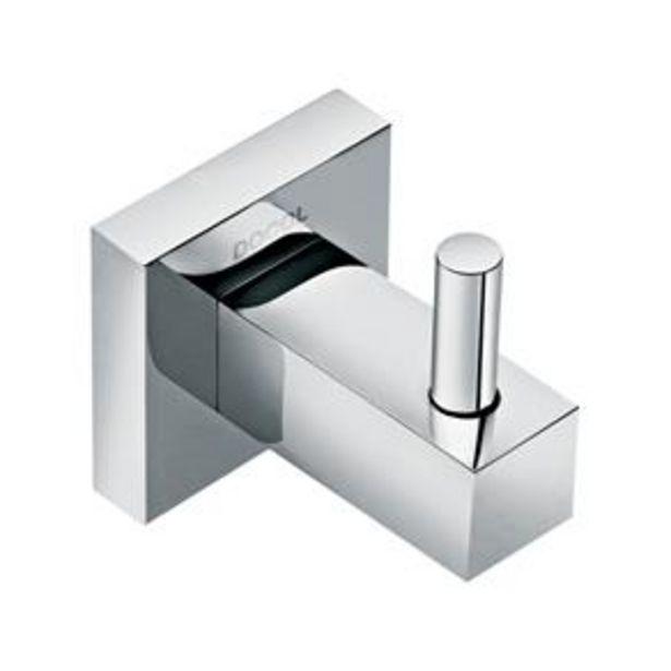 Oferta de Cabide Square Cromado 388306 por R$210,52