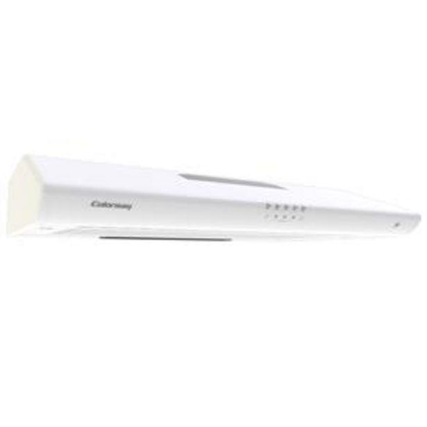 Oferta de Depurador de Ar Colormaq CDE80M 3 Velocidades 80cm - Branco por R$246,05
