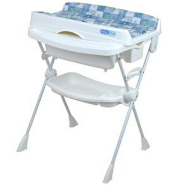 Oferta de Banheira Burigotto Splash Peixinhos - Azul por R$349,9