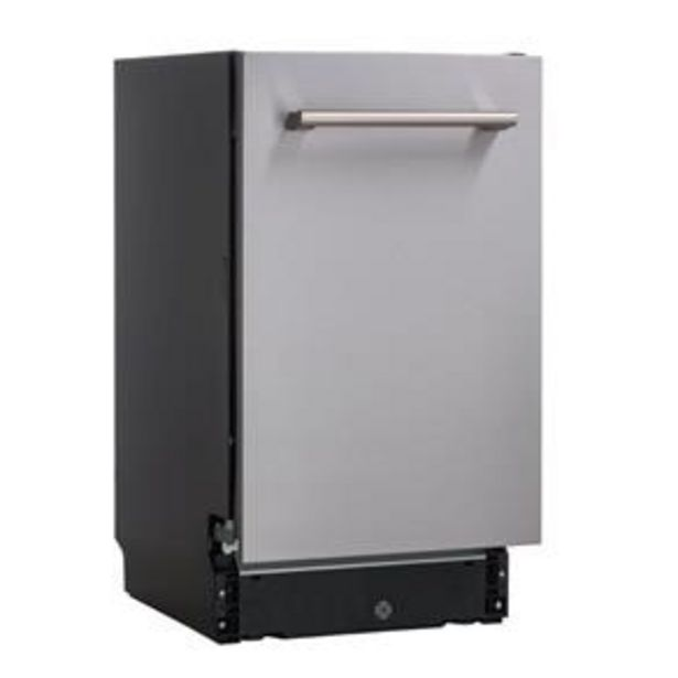 Oferta de Lava Louça Cuisinart Casual Cooking Wqp8 Inox 45Cm com 10 Programas de Lavagem por R$5799,9