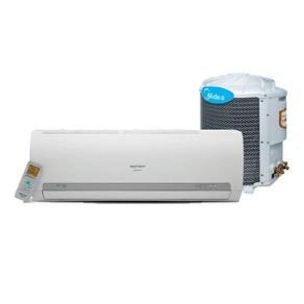 Oferta de Ar-Condicionado Split Springer Midea Ar+Puro Frio 12000 BTUs 220V por R$1599