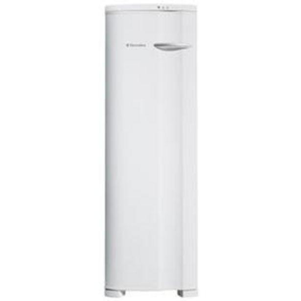 Oferta de Freezer Vertical Electrolux FE26 Cycle Defrost - 203L por R$2269