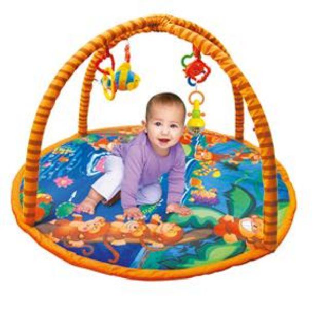 Oferta de Tapete de Atividades Baby Style Tigre - Colorido por R$159,9