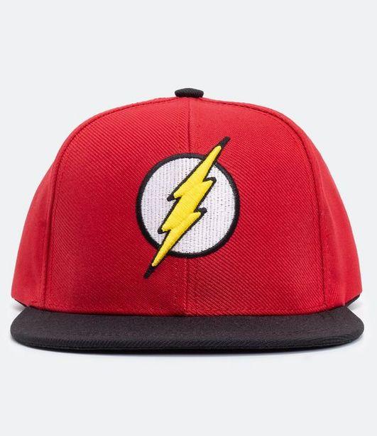 Oferta de Boné Infantil Bordado Flash - Tam U  por R$19,9