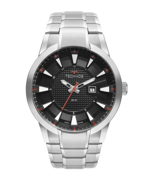 Oferta de Relógio Masculino Technos 2117LDB1P Analógico 50M  por R$299,9