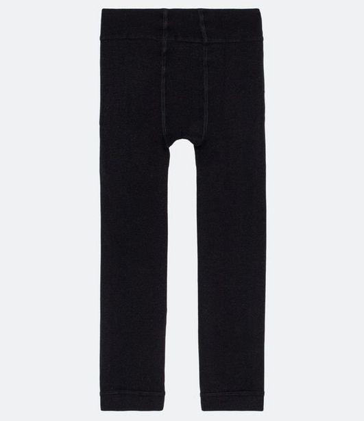 Oferta de Meia Calça Infantil Legging em Fleece - Tam PP ao G  por R$9,9