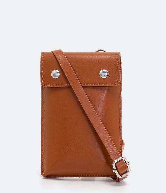 Oferta de Bolsa Masculina Mini Bag  por R$39,9