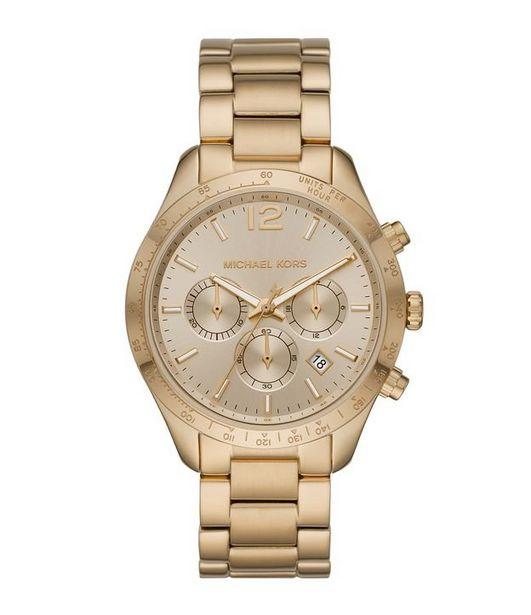 Oferta de Relógio Feminino Michael Kors Mk67951dn Analógico  por R$1954,9
