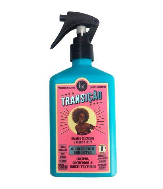 Oferta de Spray Hidratante Lola Cosmetics Transição Água de Coco  por R$22