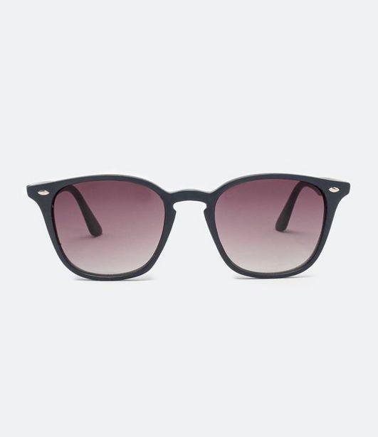 Oferta de Óculos De Sol Masculino Quadrado  por R$69,9