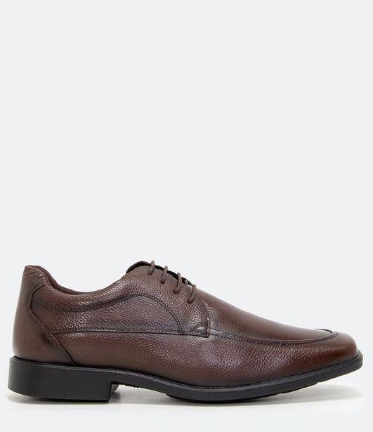 Oferta de Sapato Casual em Couro  por R$99,9