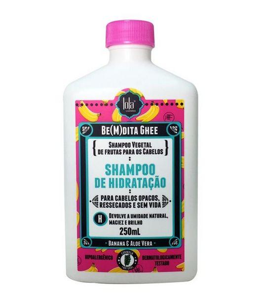 Oferta de Shampoo Lola Cosmetics Ghee de Hidratação Banana e Aloe Vera  por R$25,1