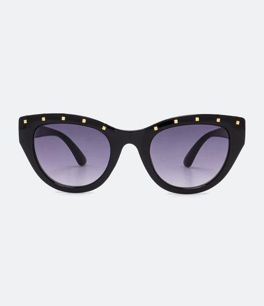 Oferta de Óculos de Sol Feminino Gateado  por R$49,9