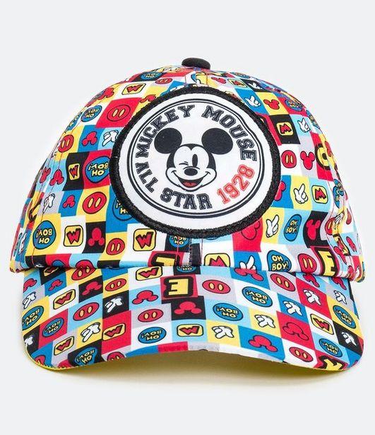 Oferta de Boné Infantil Mickey Mouse - Tam U  por R$19,9