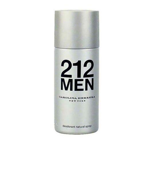 Oferta de Desodorante 212 Men Masculino - Carolina Herrera  por R$169,9