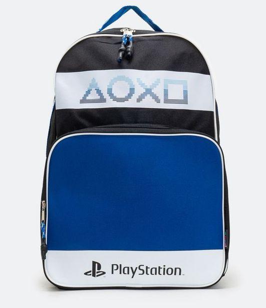 Oferta de Mochila Infantil Estampa Playstation  por R$159,9