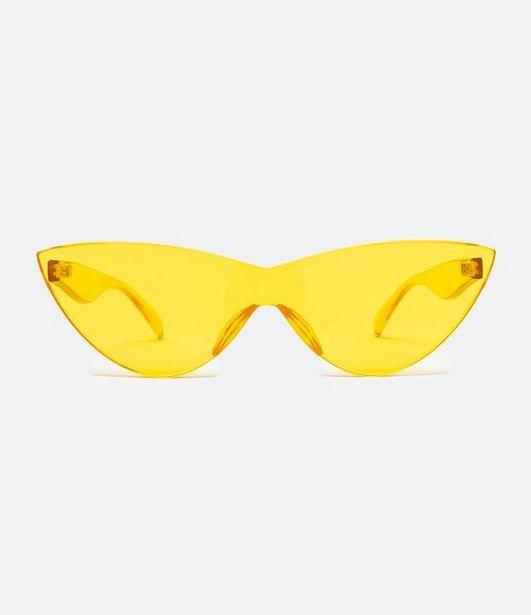 Oferta de Óculos De Sol Feminino Modelo Gateado  por R$49,9