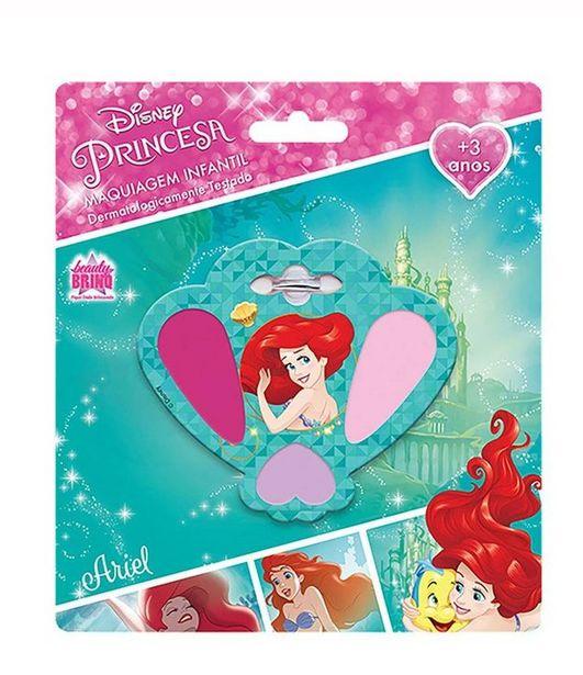 Oferta de Estojo de Maquiagem Princesa Ariel Blister-Disney  por R$16,9