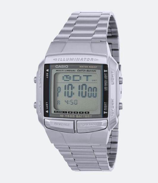 Oferta de Relógio Unissex Casio Vintage DB360 1ADF Digital  por R$254,9